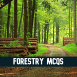 Forestry mcqs