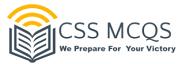 CSSMCQs