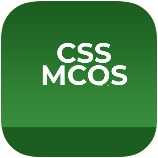 MCQs for the Preparation of CSS Exams